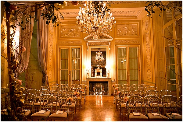 hotel wedding paris