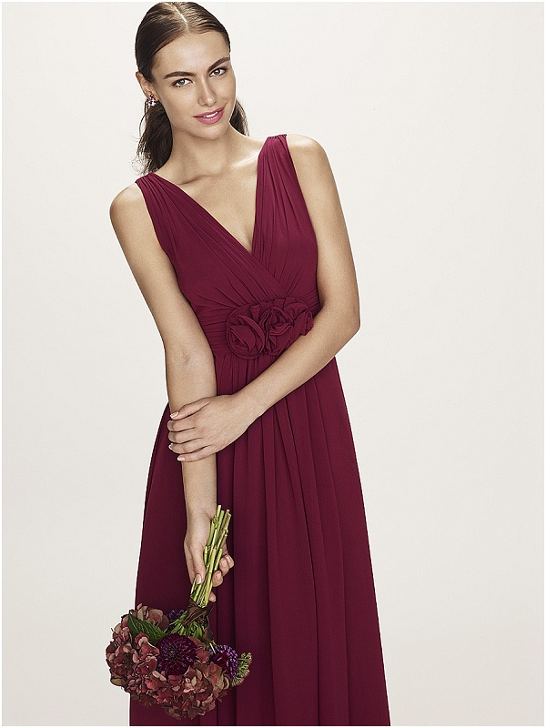 Ruby Red Bridesmaid Dresses Red Bridesmaid Dress