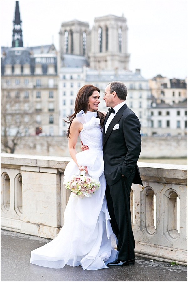 second wedding paris