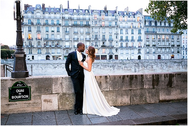 wedding day paris