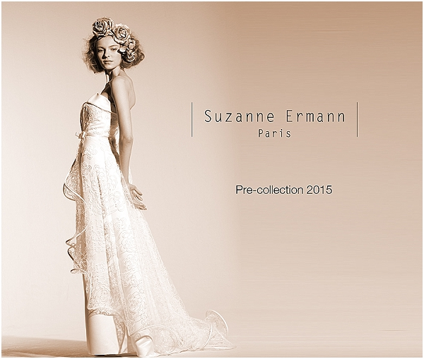 Suzanne Ermann Wedding Dresses on French Wedding Style