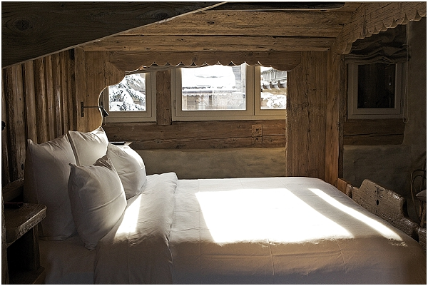 Accommodation Megeve