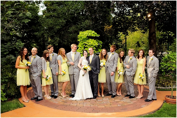 Lemon And Grey Wedding Theme Image collections - Wedding Decoration ...