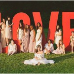 love filled wedding