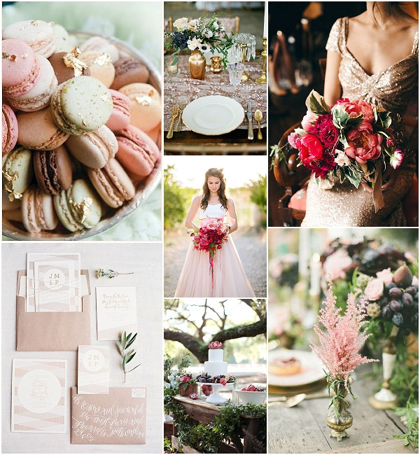 romantic glamour inspiration
