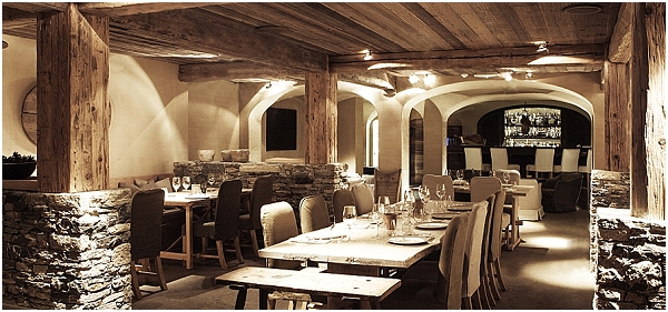 wedding venue megeve