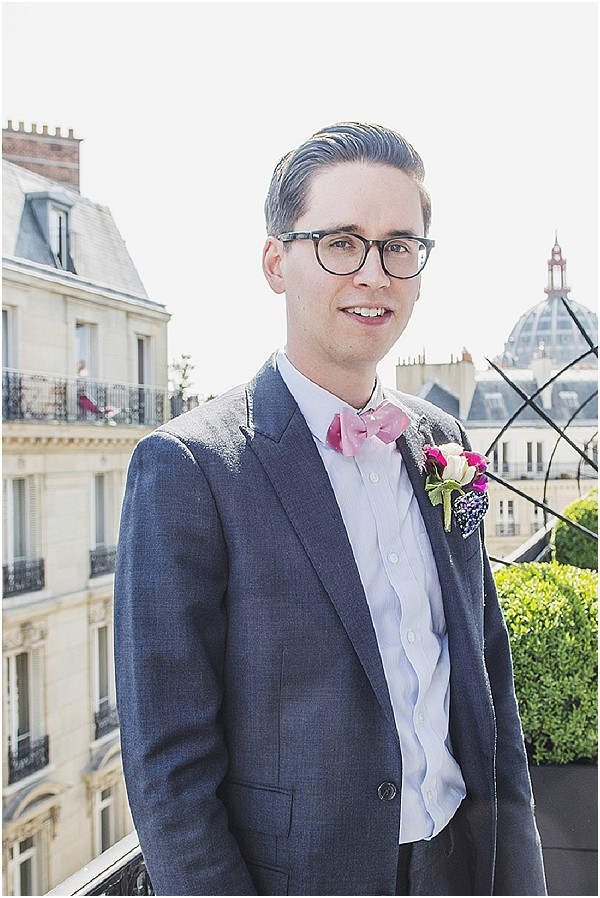 dapper groom paris