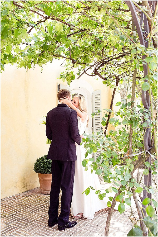 elegant wedding in provence