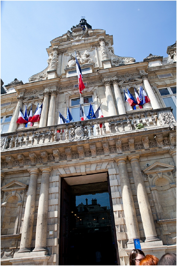 town hall france