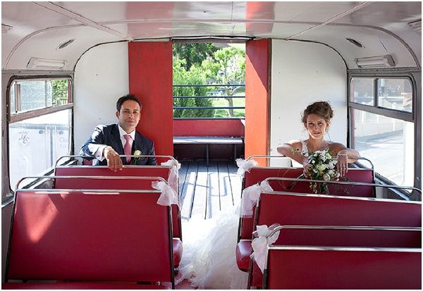 wedding bus france