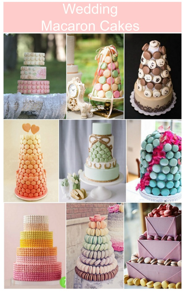 French Wedding Cakes Pictures