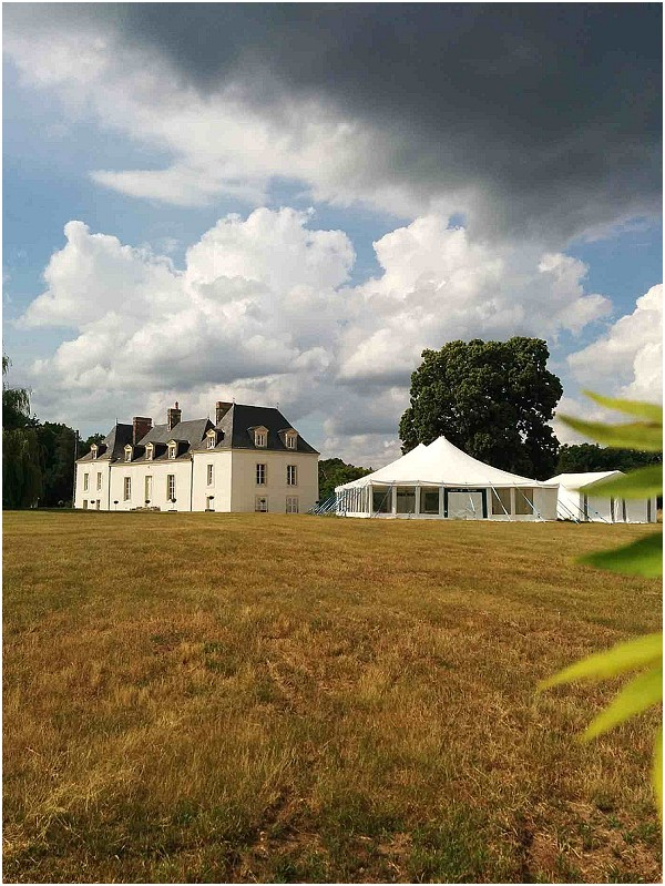 wedding venue loire france