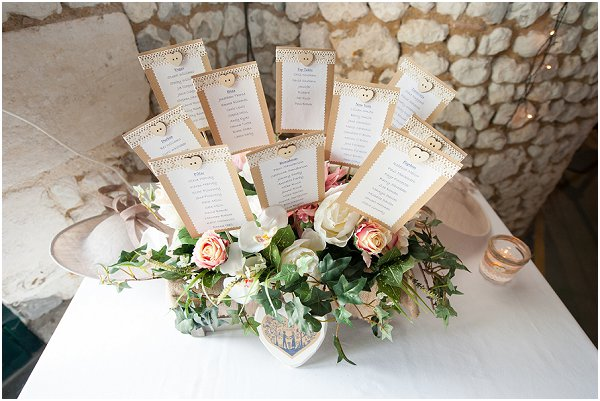 Diy Wedding Table Plan Midway Media