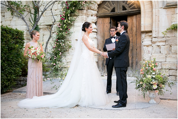 wedding in Aix en Provence