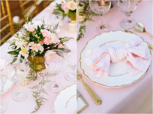 Baby Pink Wedding Ideas