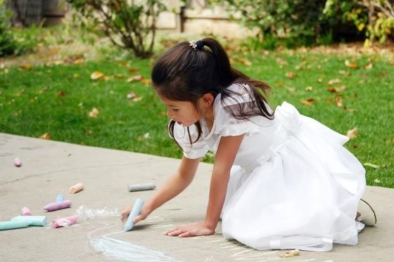 children wedding activities