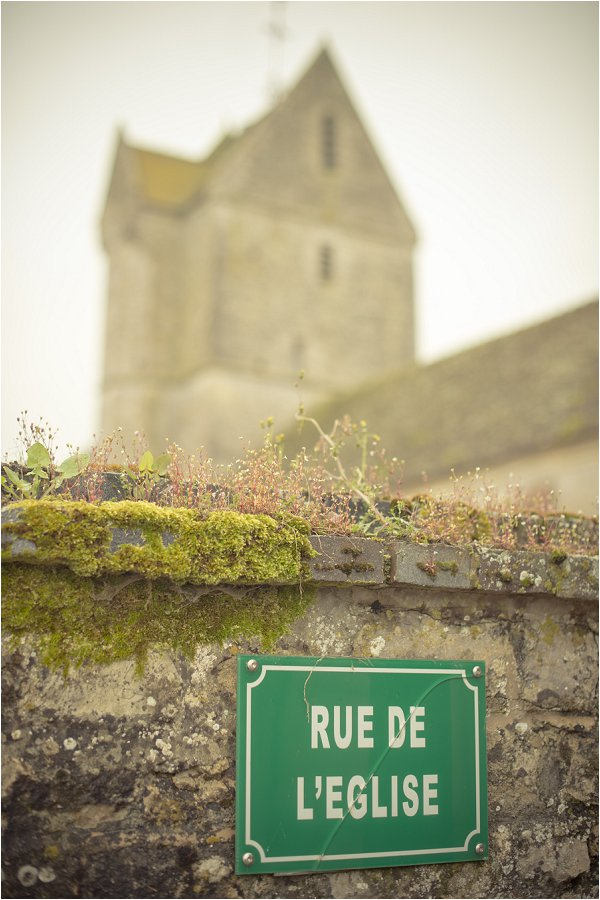 normandy church wedding