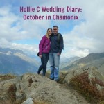 October in Chamonix
