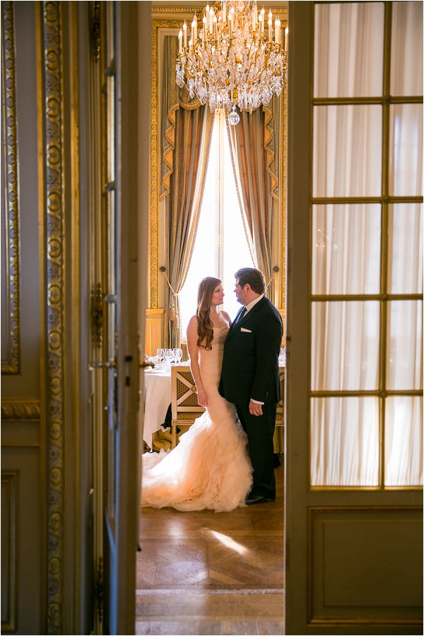 paris wedding hotel