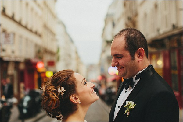 planning paris wedding