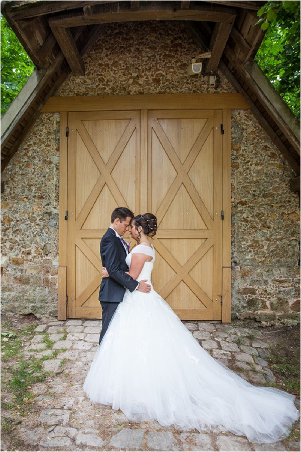 romantic french wedding