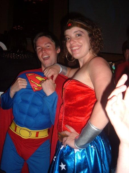 superhero hen do