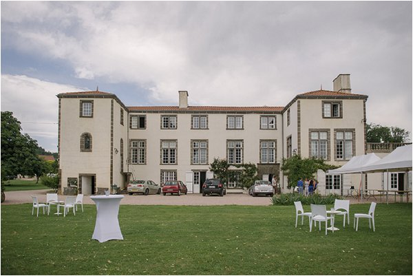 wedding venue auvergne