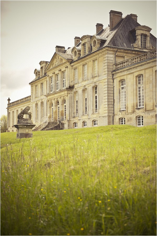 wedding venues in France