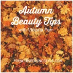 autumn beauty tips