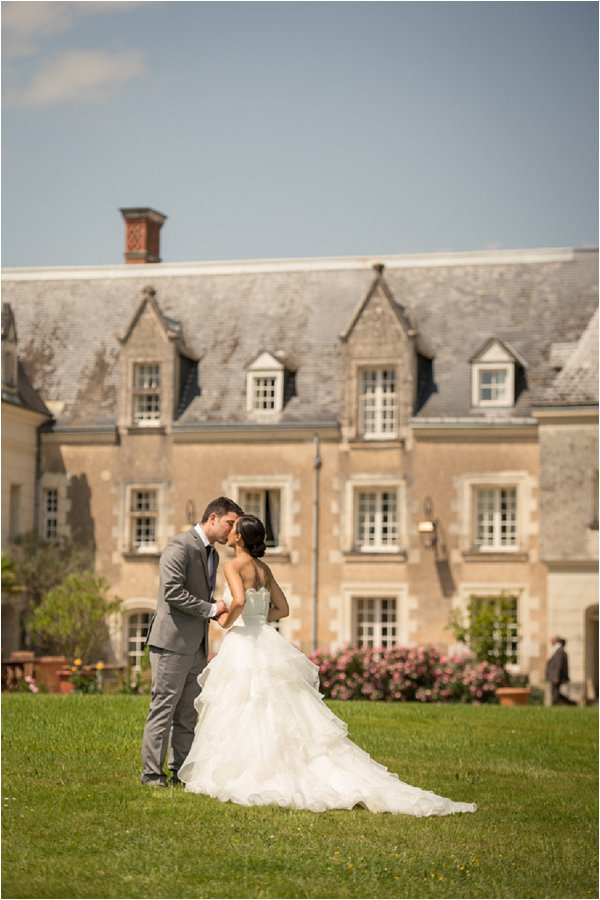 c35cb3c927bd Fairytale wedding at Chateau de Razay in Loire Valley