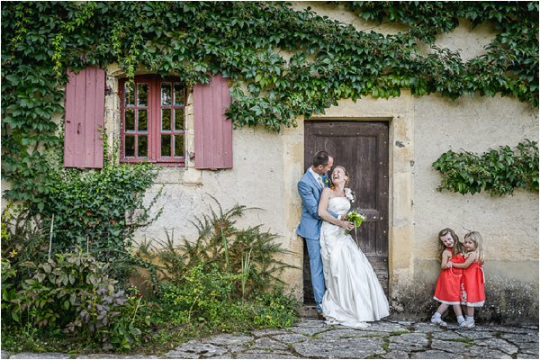 family wedding france
