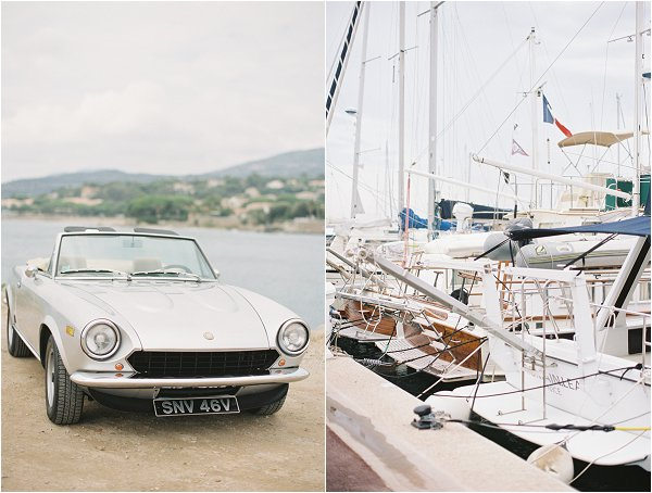 french riviera engagement session