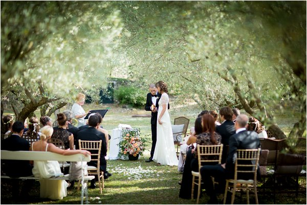 in the vines wedding
