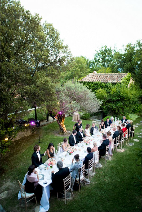 june wedding in provence