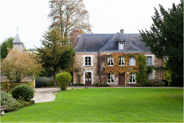 normandy wedding venue