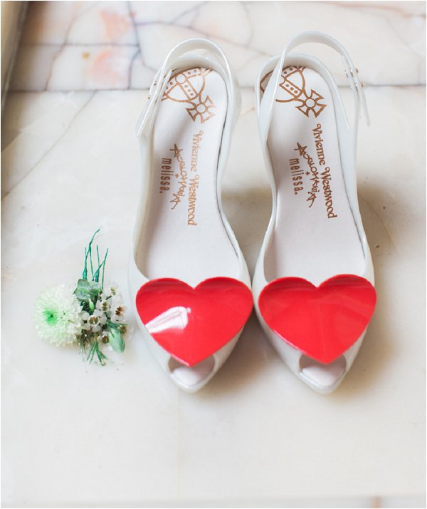 vivienne westwood heart shoes