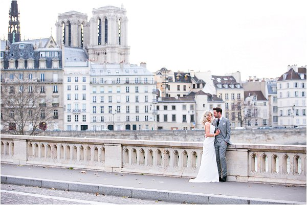 getting married in paris