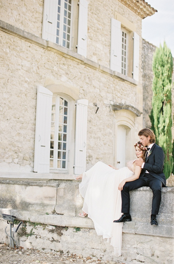 provencal wedding inspiration