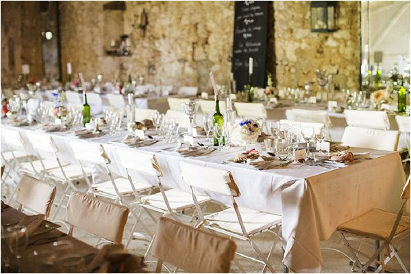 Relaxed wedding at Chateau Soulac in the Dordogne