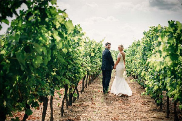vineyard wedding
