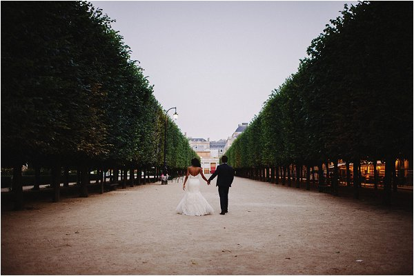 wedding packages in Paris