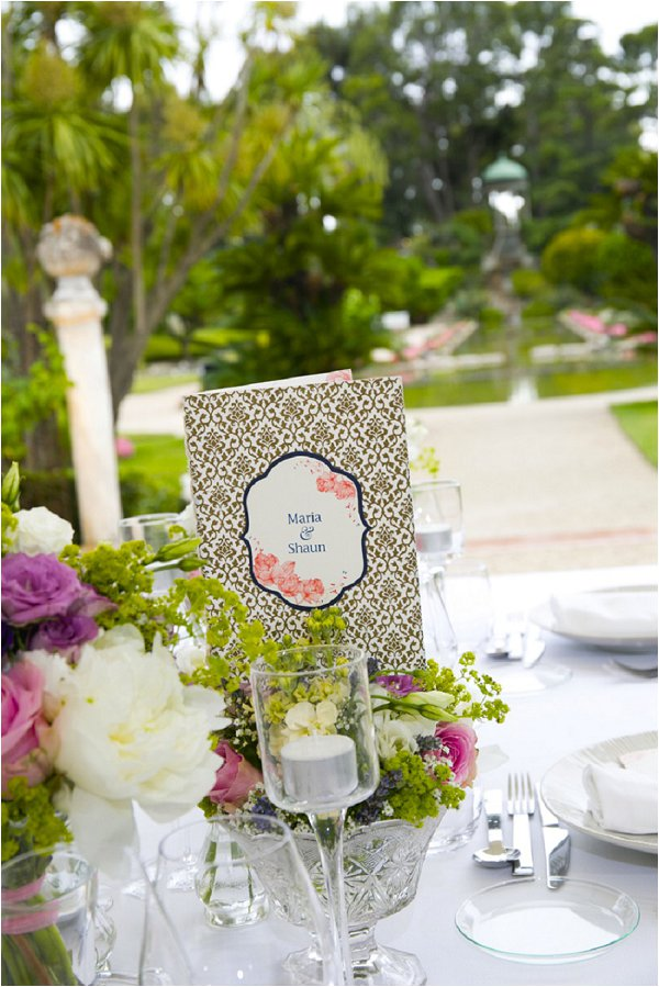 luxury wedding table
