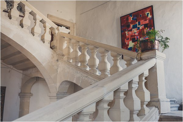 marbel staircase