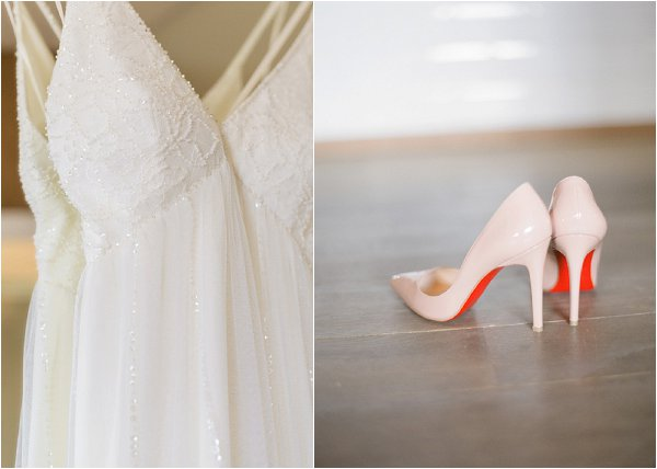 wedding and shoes