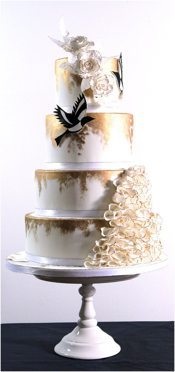 Cakes By Beth 2015 Wedding Cake Collection Be Different