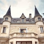 Chateau de la Couronne wedding
