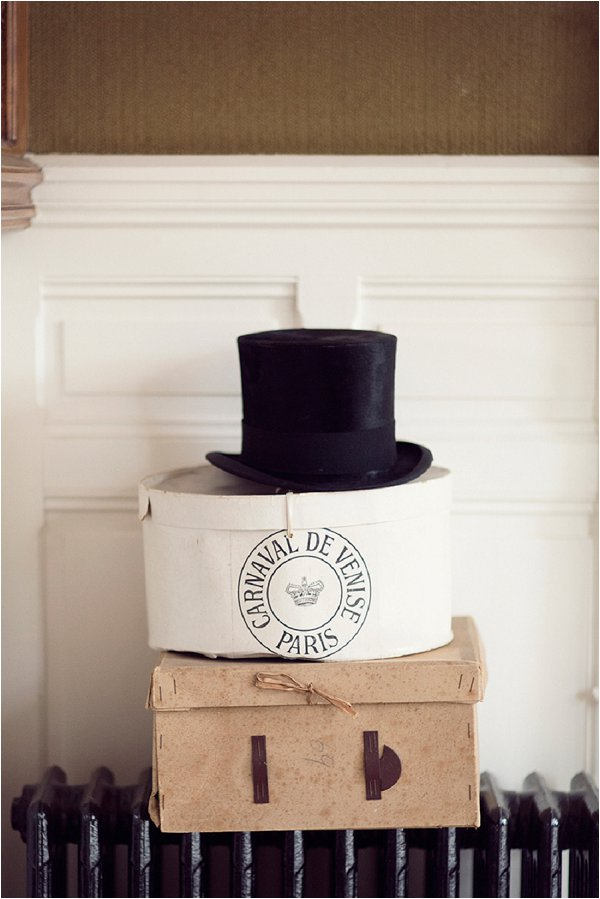 French hat boxes