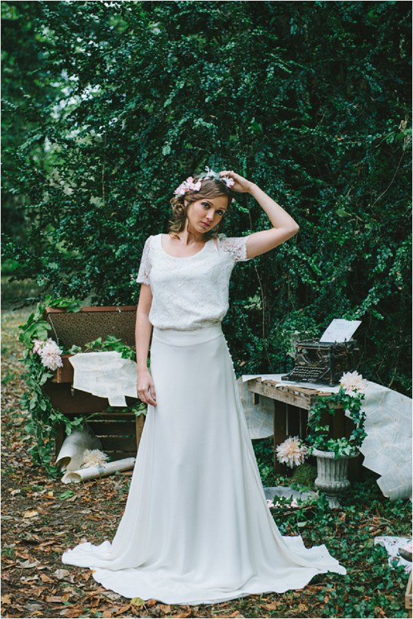 Fairytale Woodland Wedding Inspiration