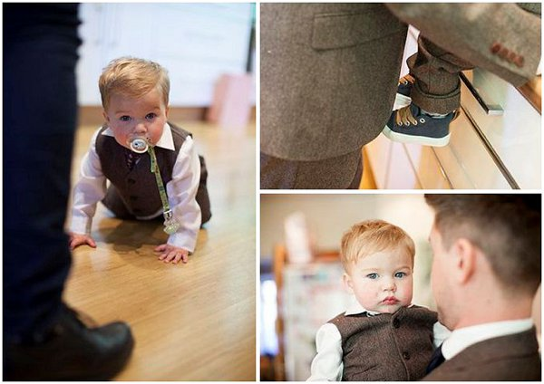 Summer Wedding Attire for Kids