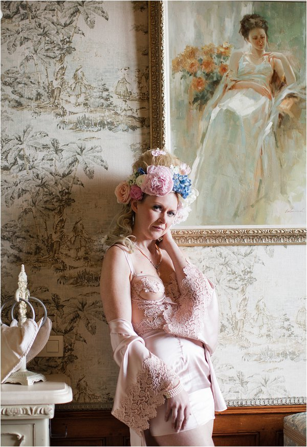 Marie Antoinette Style Wedding Shoes